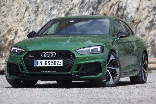 Audi RS5 Coupé 2017