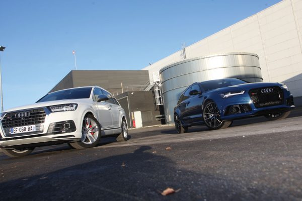 Audi RS6 vs Audi SQ7