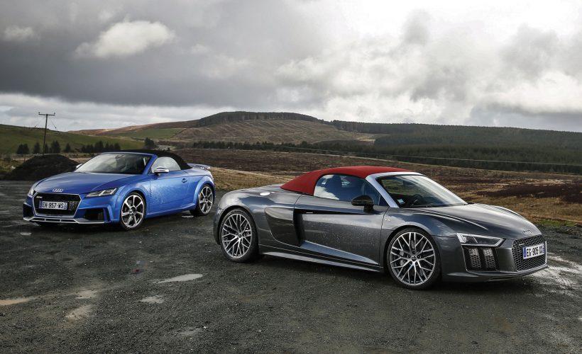 R8 TT Duo