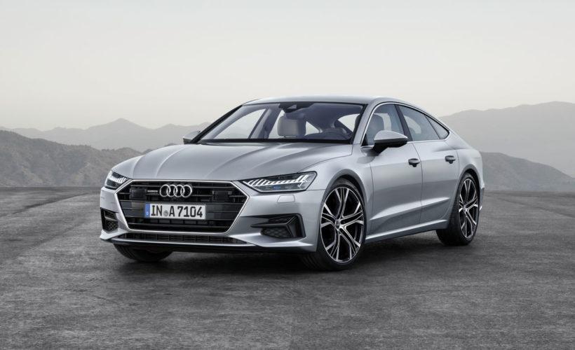 Audi a7 2018 Front