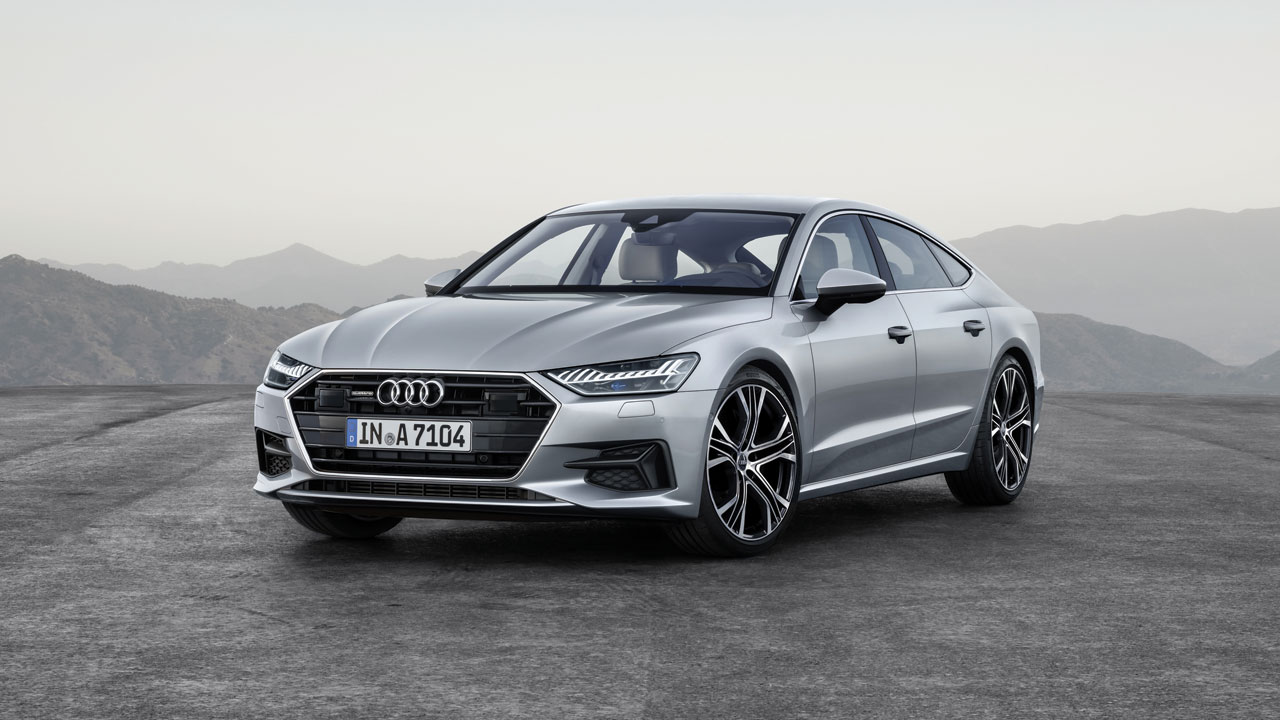 audi a7 sportback 2018 sport is back avus magazine. Black Bedroom Furniture Sets. Home Design Ideas