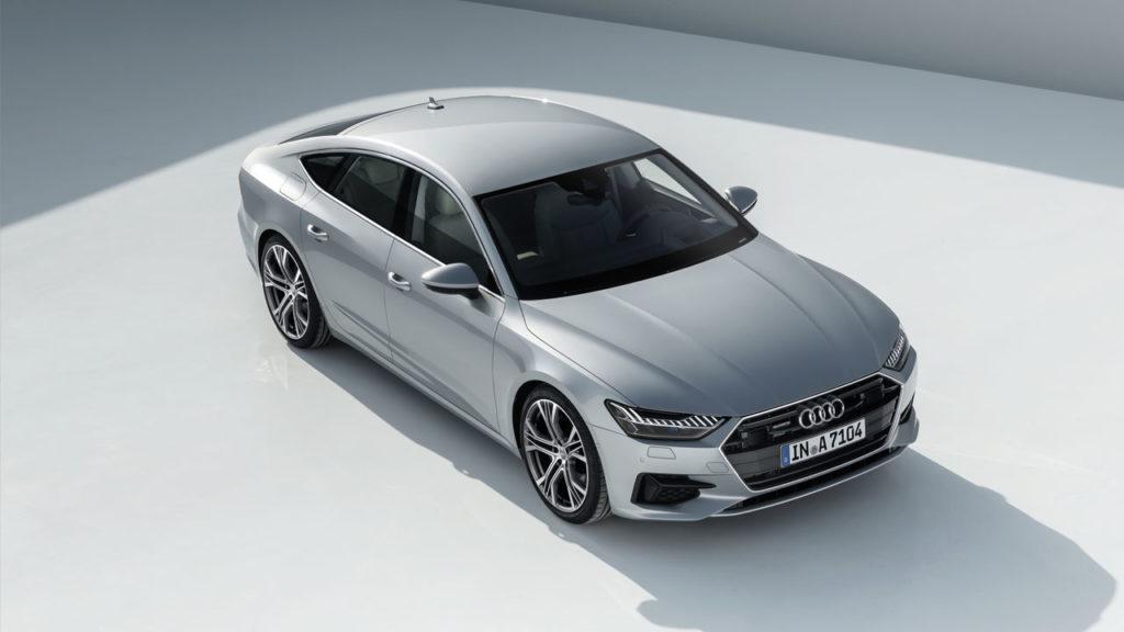 Audi a7 2018 Top