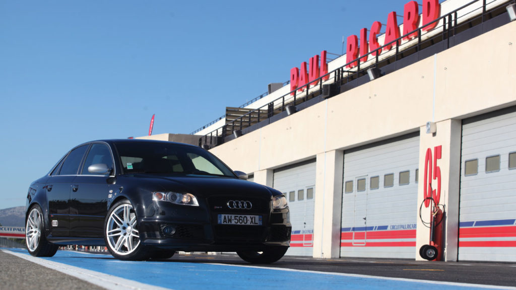Audi rs4 mk2