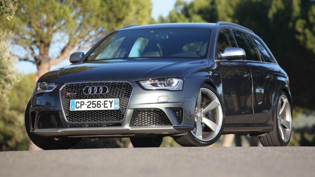Audi rs4 mk3