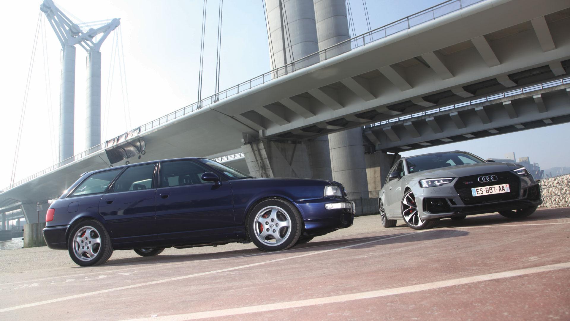 Audi-RS2-vs-Audi-RS4-1