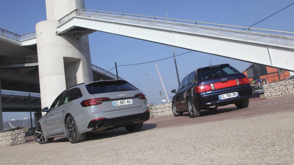 Audi-RS2-vs-Audi-RS4-6