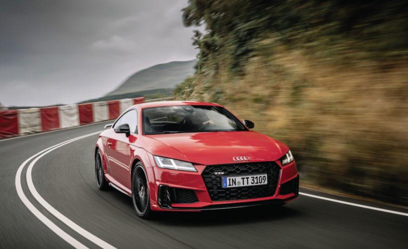 Audi-TTS