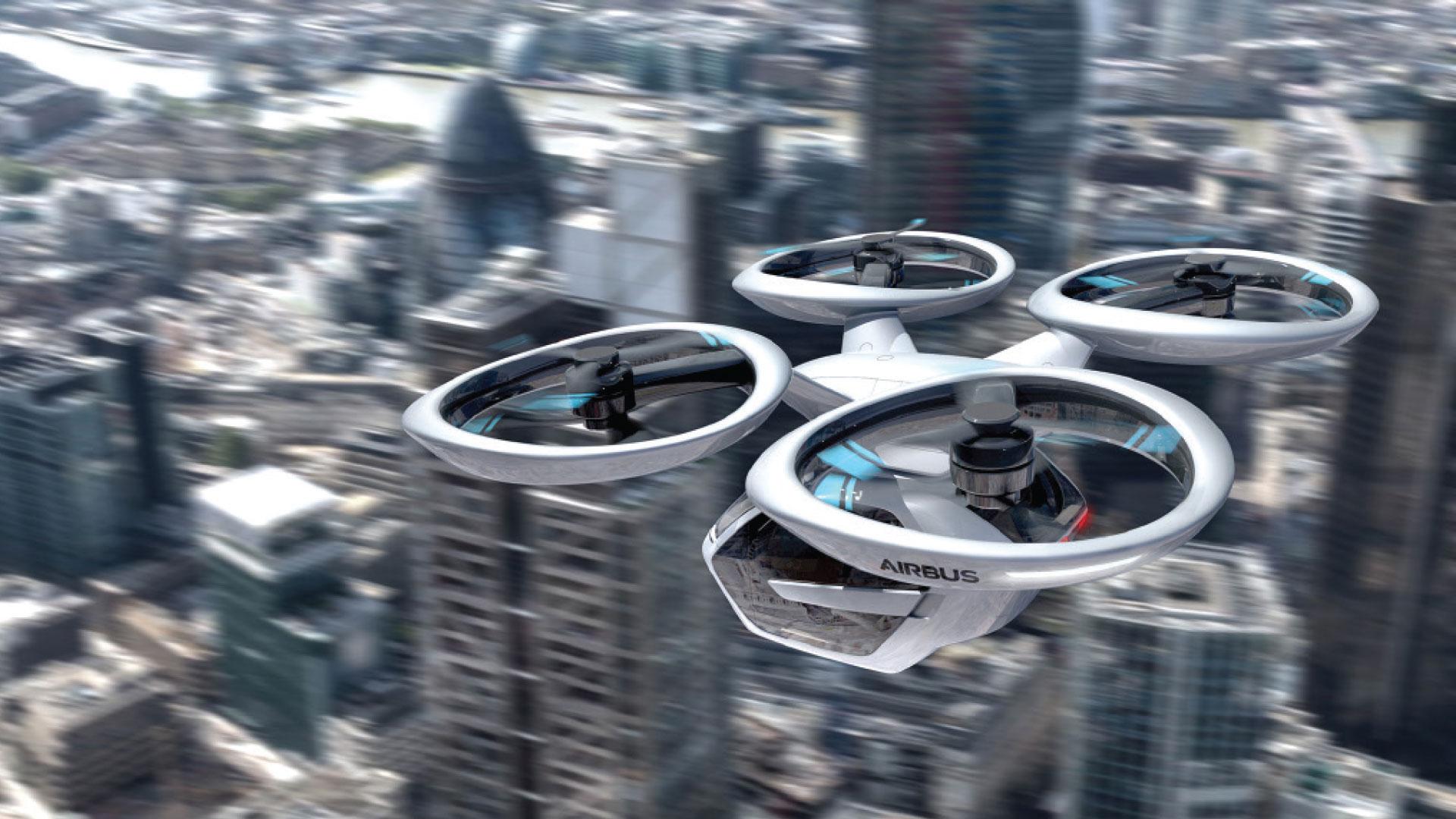 Urban-Air-Mobility