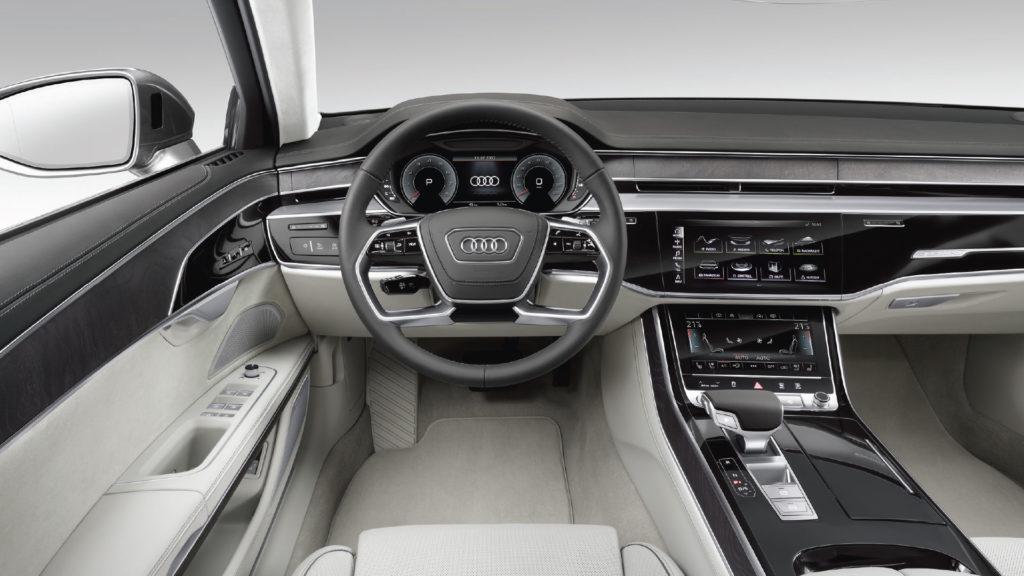 Audi A8 D5-1