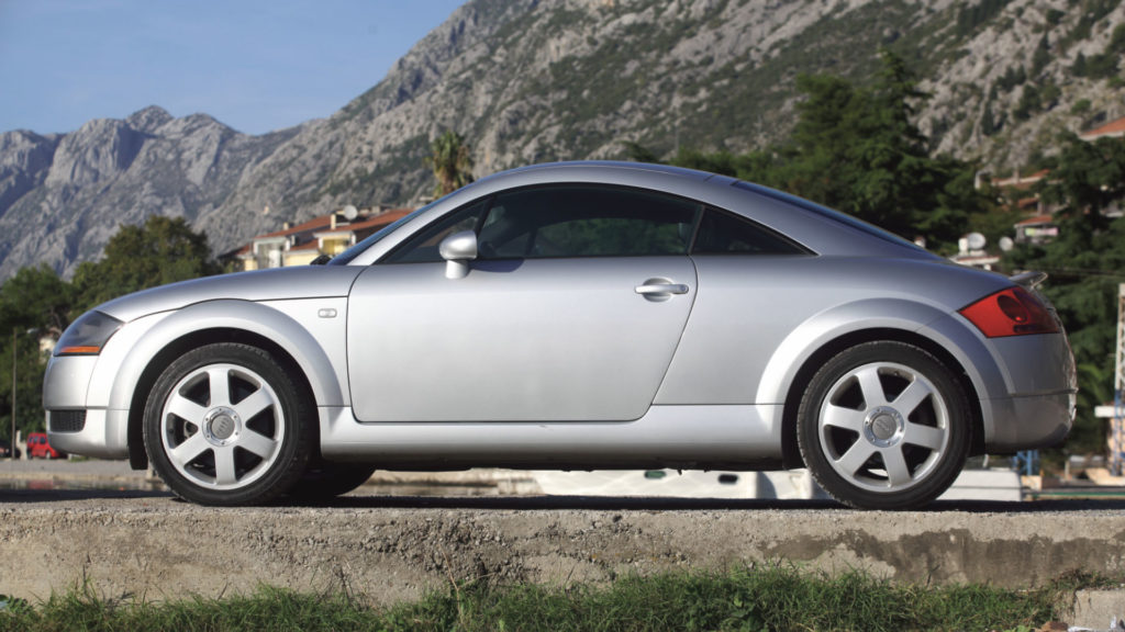 TT coupé quattro MK1