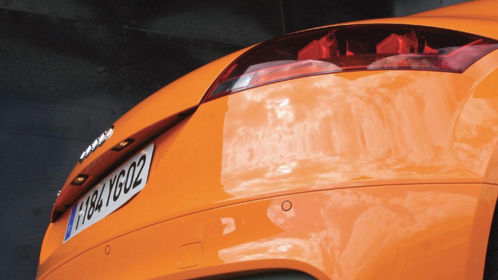 Audi TTS Mk2