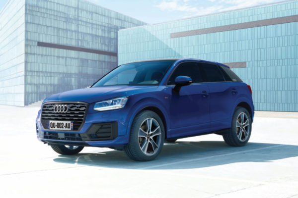 Midnight q2 Audi
