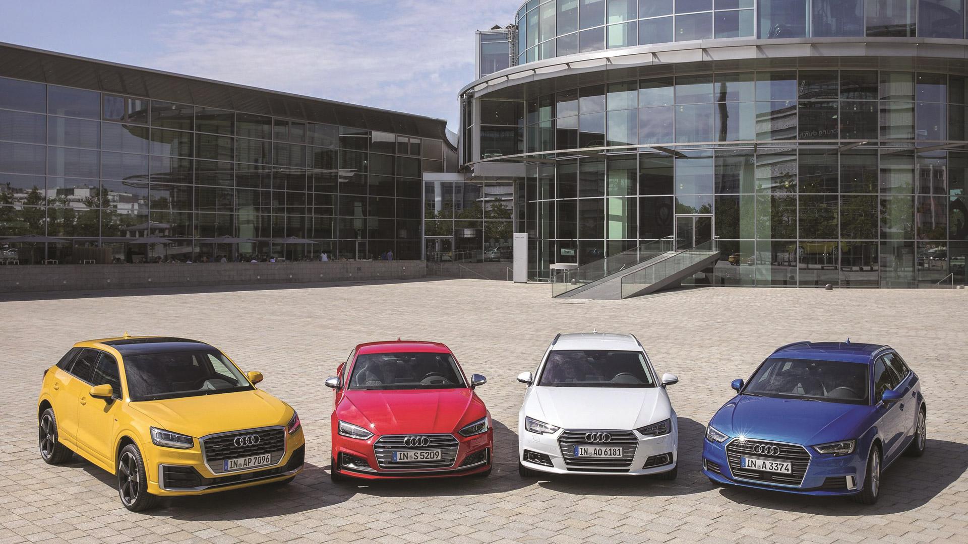 Audi-Coulé