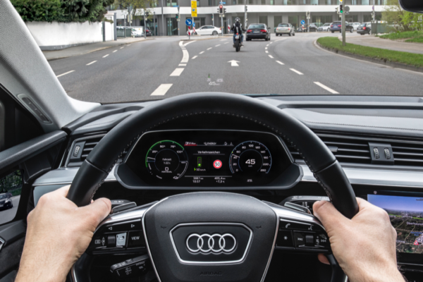 Audi Feu Tricolore