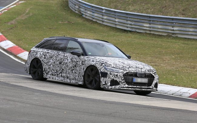 Audi RS 2019/2020