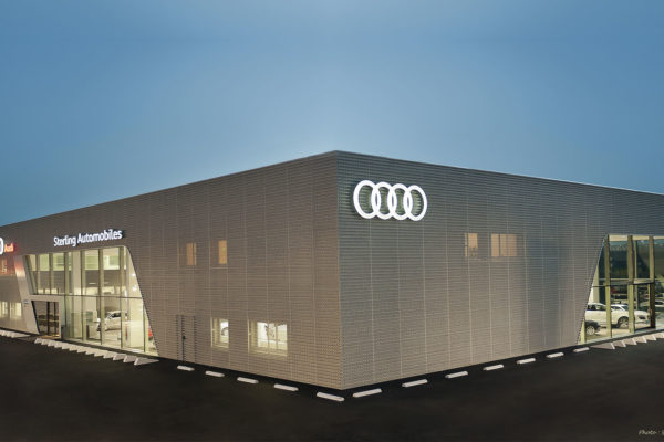 Audi Toulouse Sterling