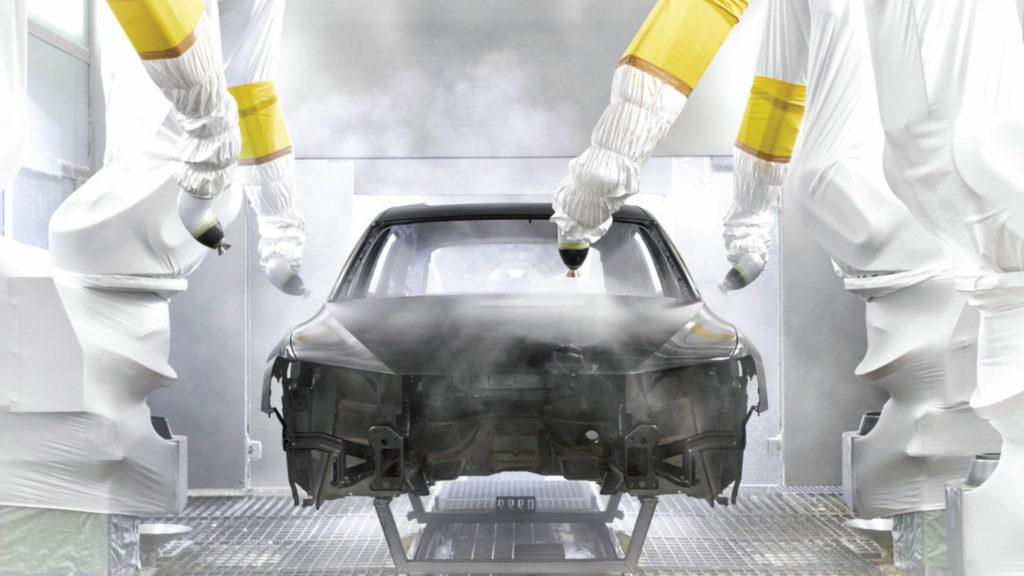 Usine Audi Bruxelles