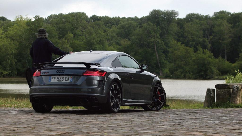 Audi TT RS coupé 2019