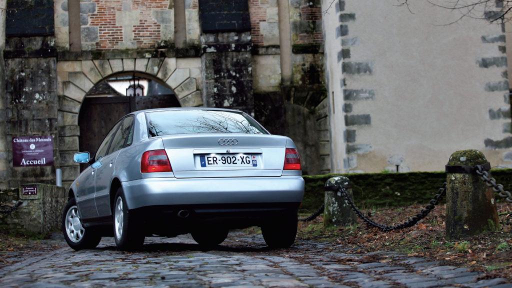 Arrière Audi A4 « B5 »