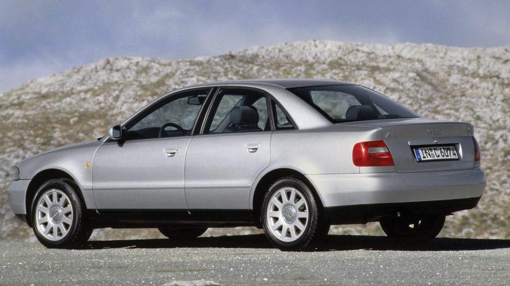25 ans d'Audi A4 Audi A4 « B5 »