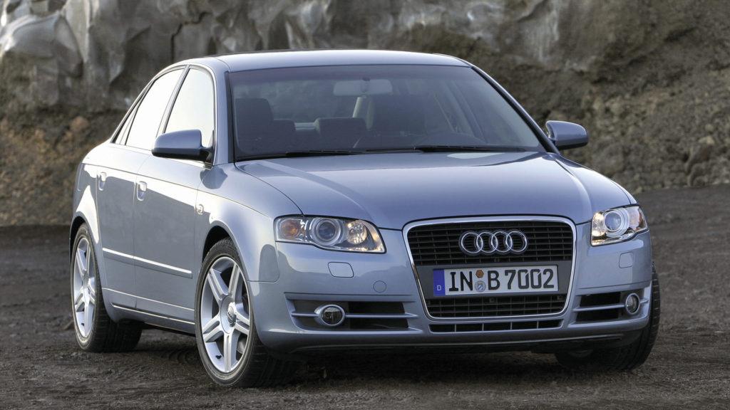 25 ans d'Audi A4 Audi A4 « B6 »