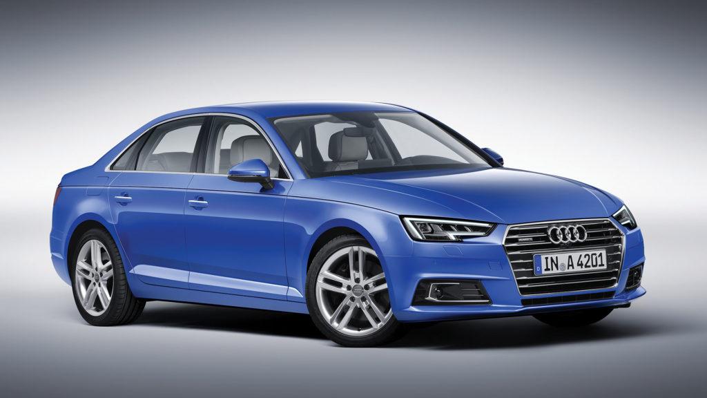25 ans d'Audi A4 Audi A4 « B8 »