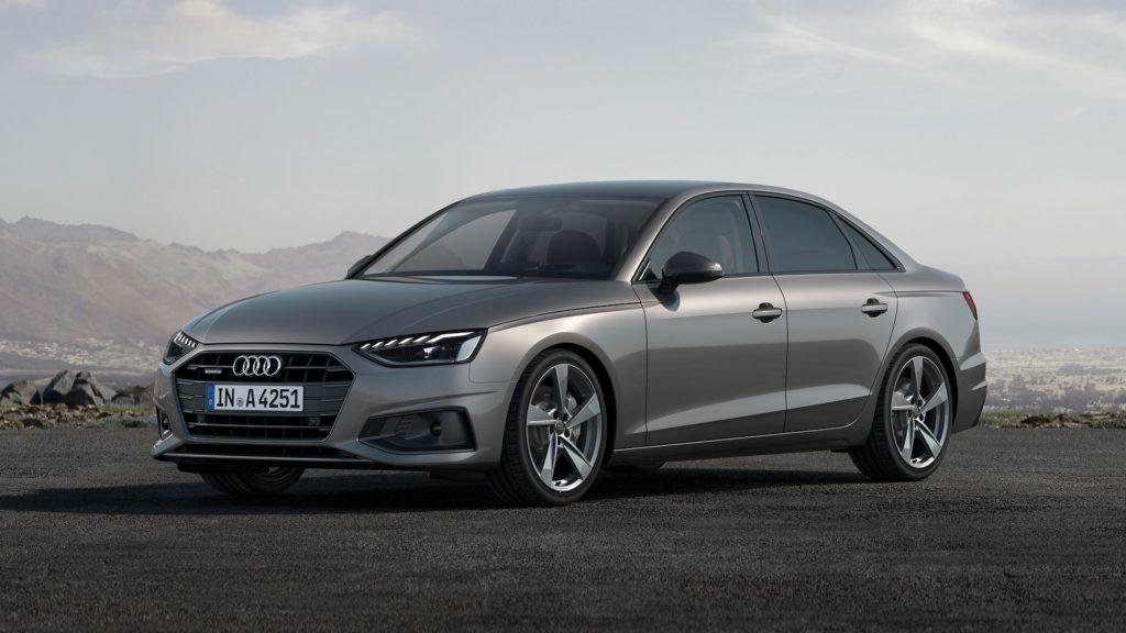 25 ans d'Audi A4 Audi A4 B8 Restylée