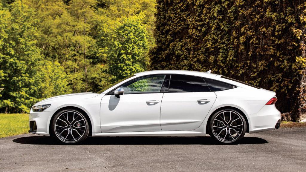 Profil Audi S7 Sportback