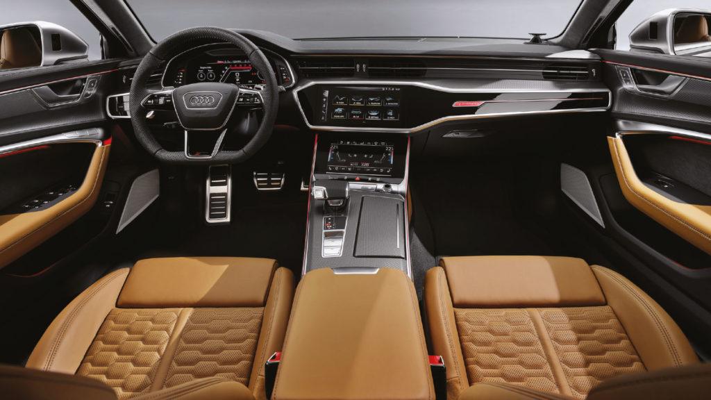 Interieur RS6