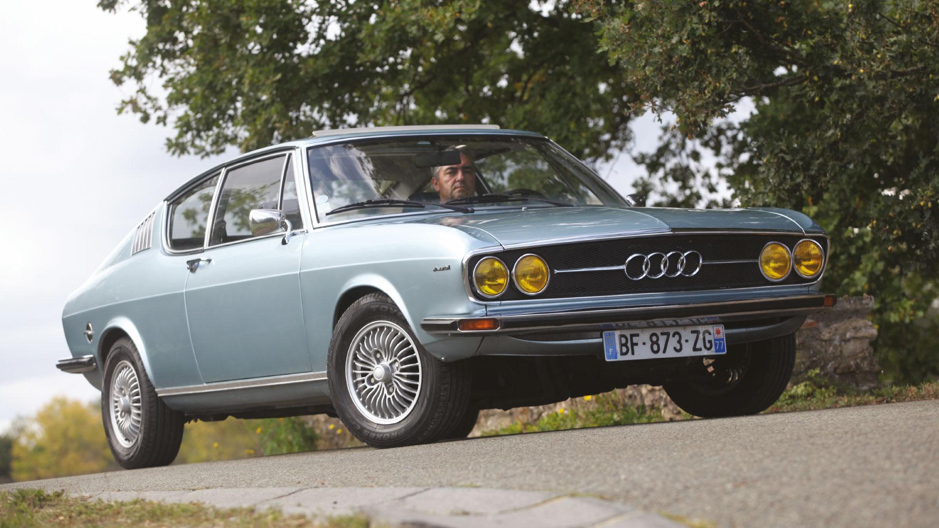 Audi 100 S Coupé 1969