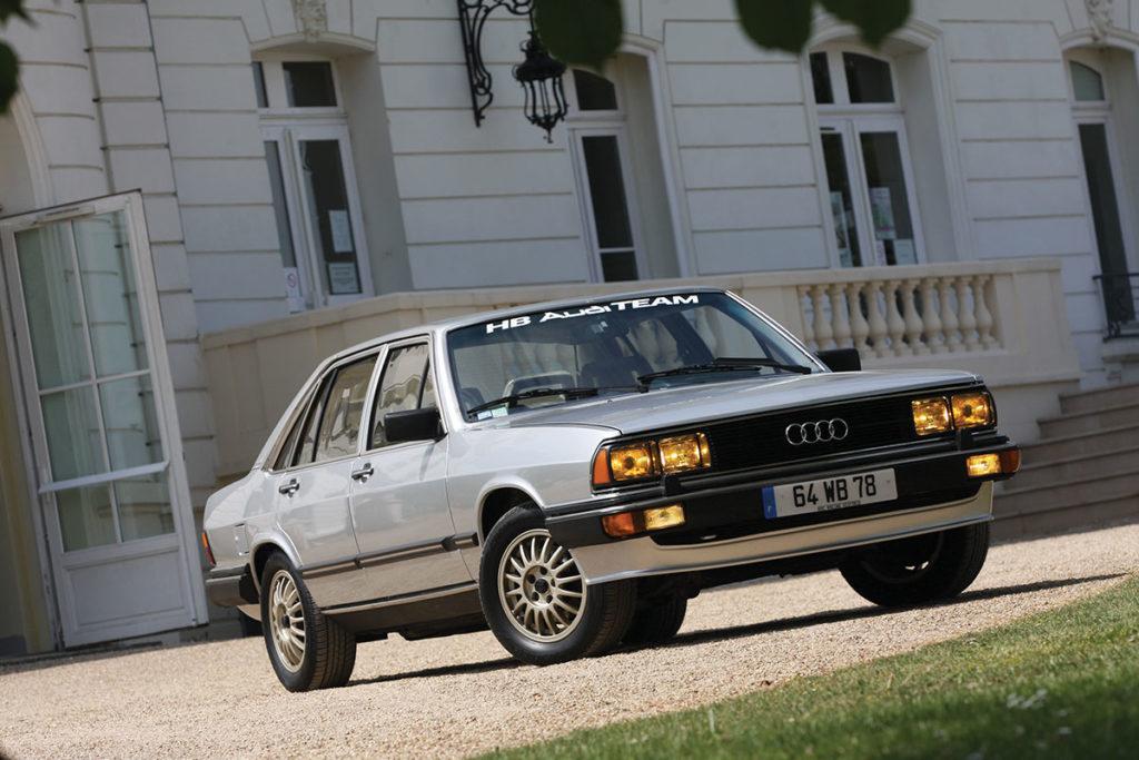 Audi 200, 1979