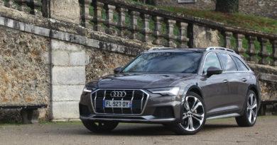 Audi A6 Allroad avant