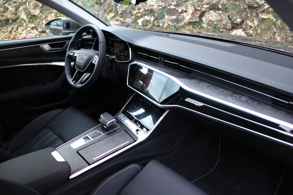 Audi A6 Allroad interieur