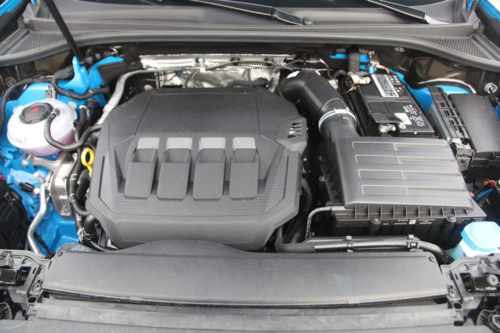 Moteur Audi Q3 Sportback 45 TFSI