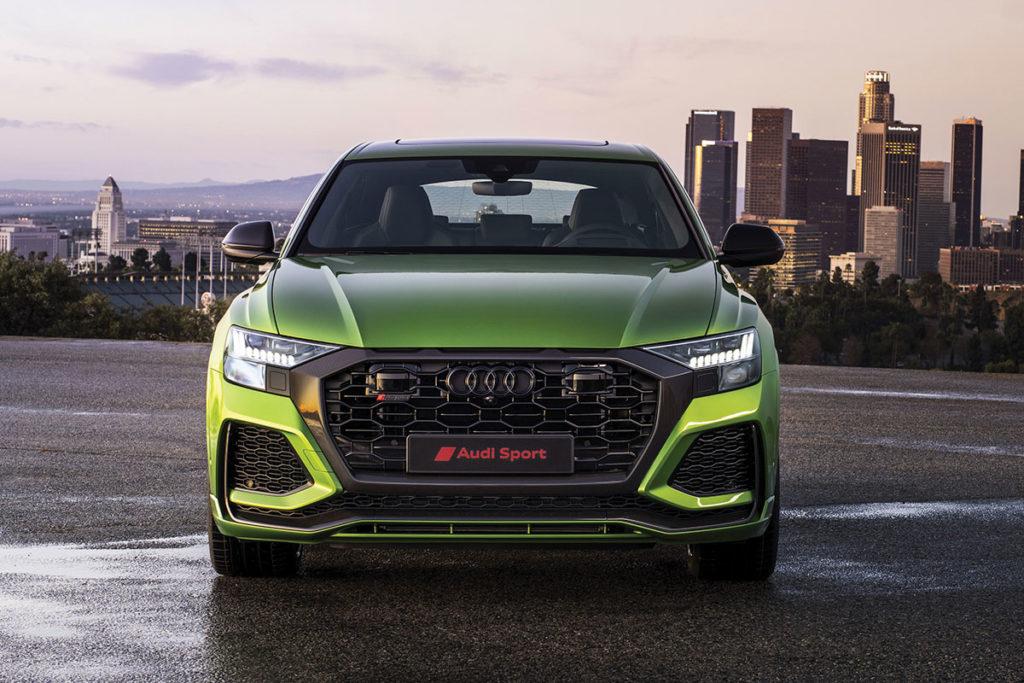 Audi RS Q8 face avant