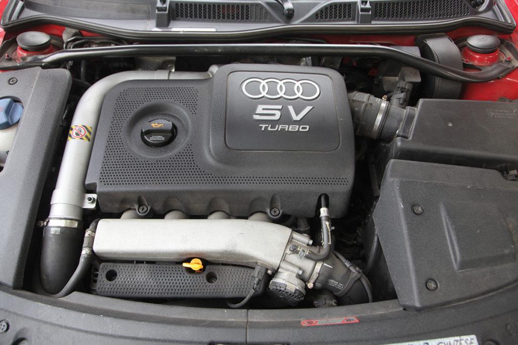 Moteur Audi TT Coupé