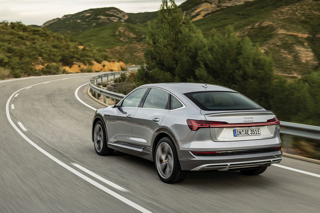Audi-e-tron-Sportback arriere