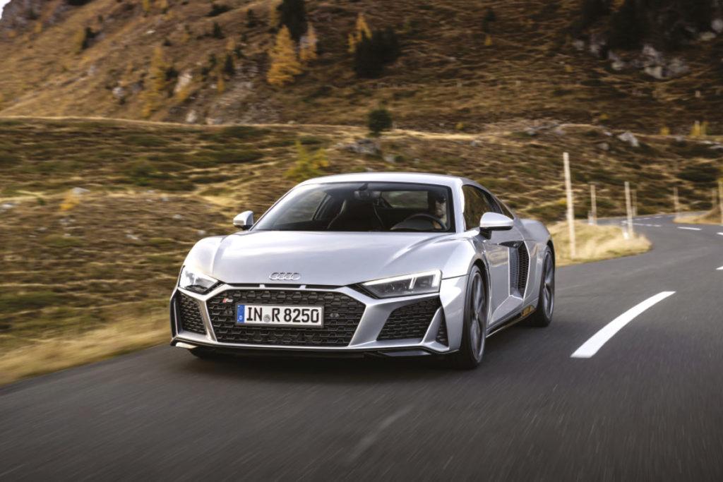 guide achat Audi R8
