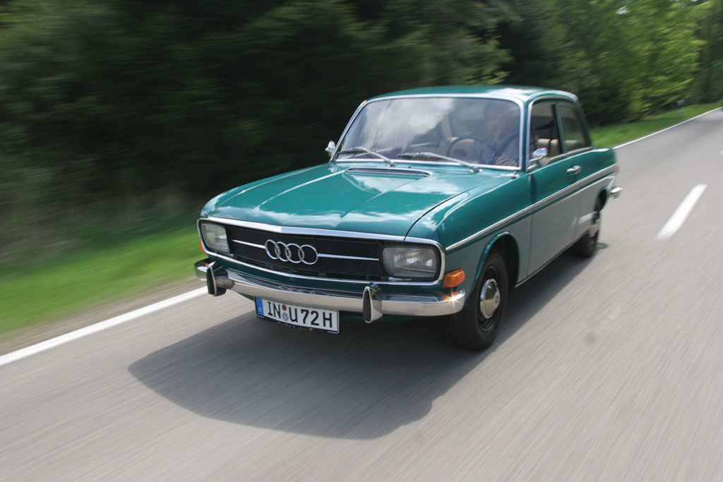 Audi 60, 1966