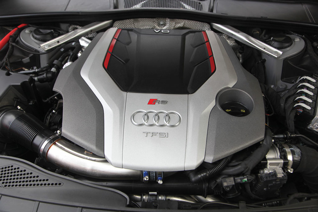 Moteur RS5 Sportback