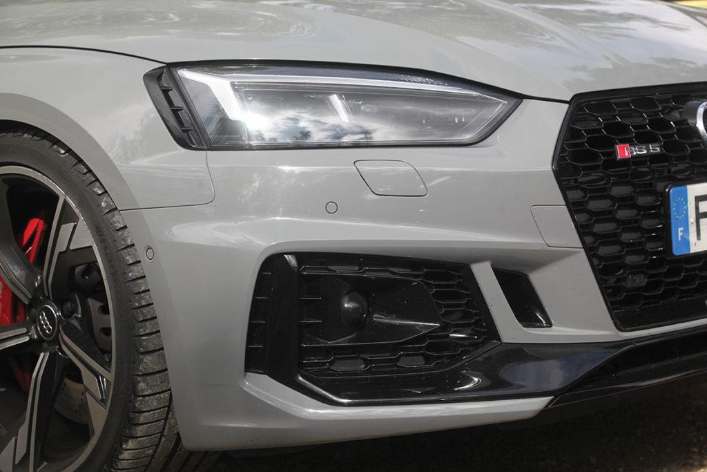 Face avant RS5 Sportback