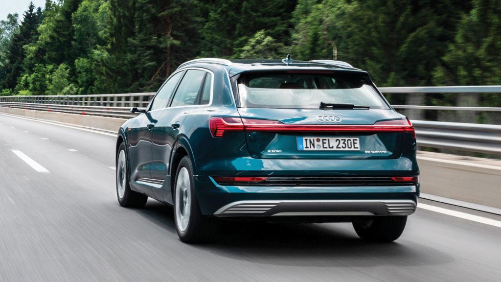 Audi e-tron1