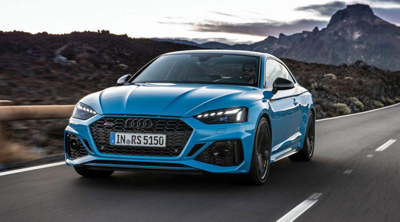 Nouvelle Audi RS5 2020