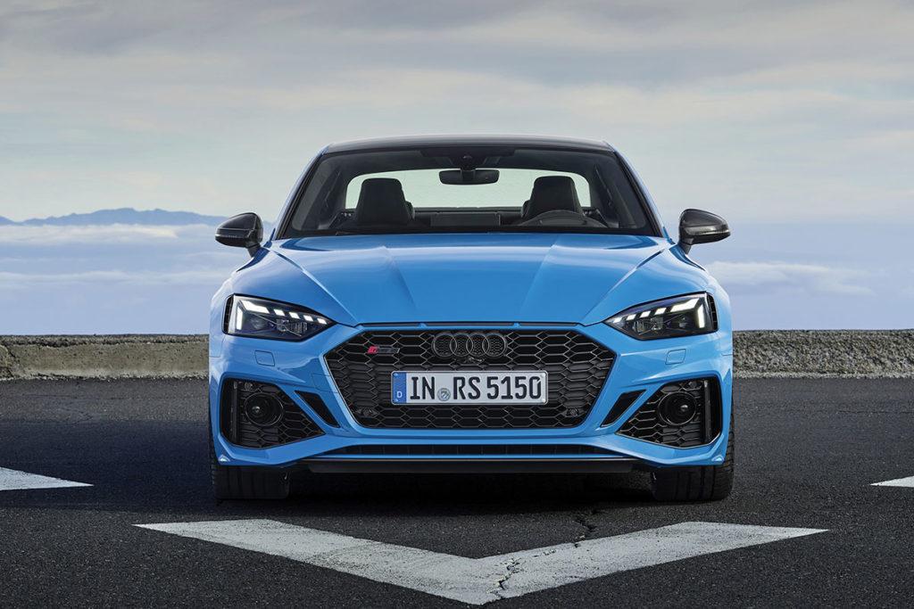 Audi-RS5 face avant