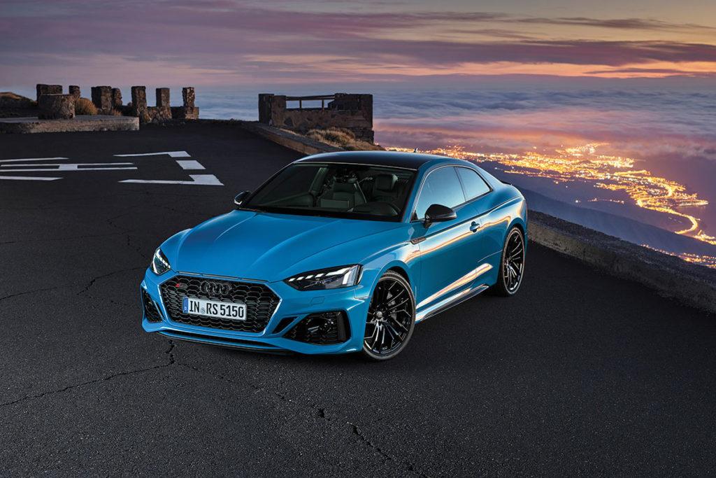 Audi-RS5 profil