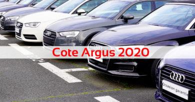 Cote argus 2020