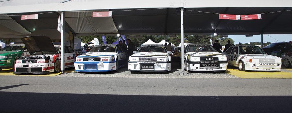 Audi Supertourisme