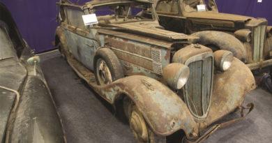 Audi Front 225 Cabriolet, 1936, Cadavre exquis