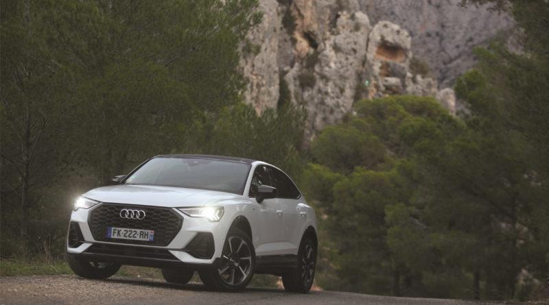 Audi Q3 Sportback 35 TDI, le flacon, pas l'ivresse