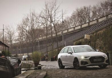 Audi S4 Avant : Aller toujours de l'Avant !